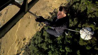 """Tom Cruise dans une scène du film """"Mission: impossible - Fallout"""", qui sort au cinéma le 1er août 2018. (PARAMOUNT PICTURES)"""