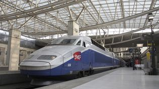 La SNCF et l'ouverture à la concurrence sur les TGV et plus tard sur les trains régionaux. Photo d'illustration (ANDREW HOLT / THE IMAGE BANK RF / GETTY IMAGES)