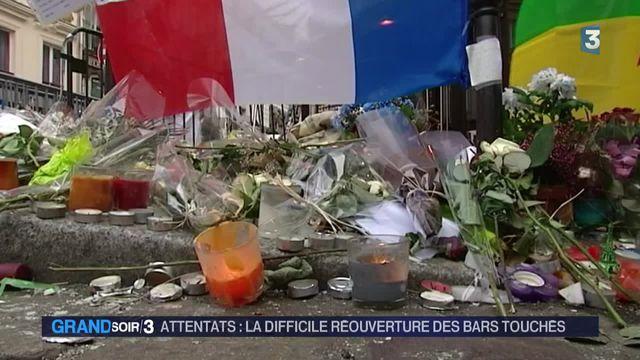 Attentats de Paris : La bonne Bière rouvre ses portes