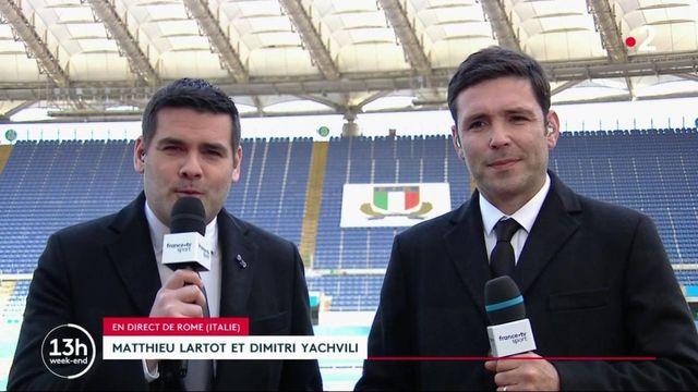 Tournoi des Six Nations : le XV de France entre en lice face à l'Italie