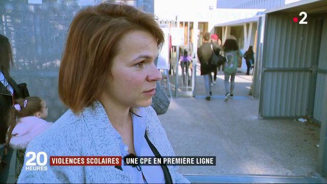 Lycée : à Marseille, une CPE mène son combat contre les violences scolaires