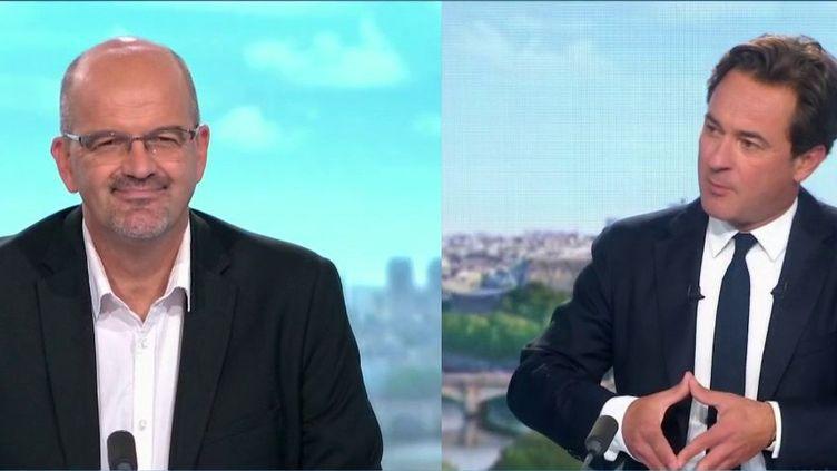 #OnVousRépond : la perte d'odorat, un symptôme gênant mais plutôt rassurant ? (France 2)