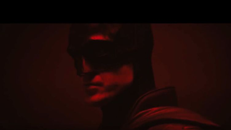 Capture d'écran de la bande annonce de The Batman, de Matt Reeves (2021) (COURTESY OF WARNER BROS. PICTURE)