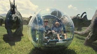 """Jurassic World"" deColin Trevorrow  (Universal Pictures International France)"