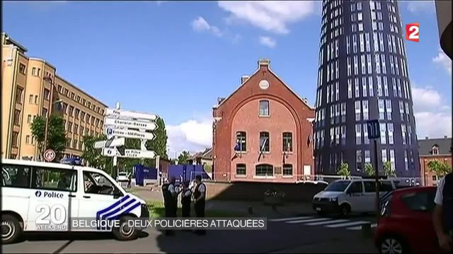 Belgique : deux policières attaquées à la machette à Charleroi