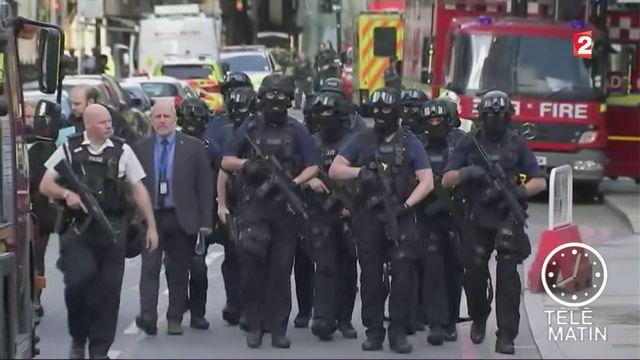 Attaque de Londres : plusieurs perquisitions et arrestations