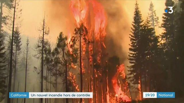 États-Unis : un nouvel incendie dévaste la Californie