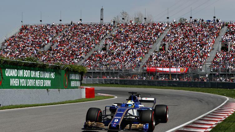 Le Grand Prix du Canada, à Montréal (MARK THOMPSON / GETTY IMAGES NORTH AMERICA)