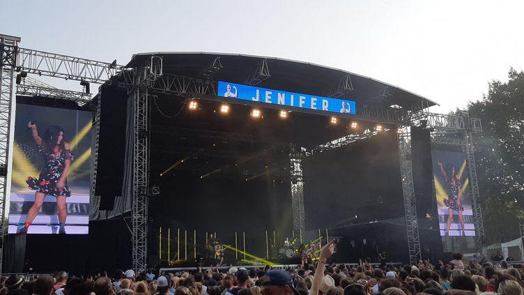 Brive festival, qui est l'un des plus importants festival en Limousin, a été annulé cet été. (NICOLAS BLANZAT / FRANCE-BLEU LIMOUSIN / JUILLET 2019)