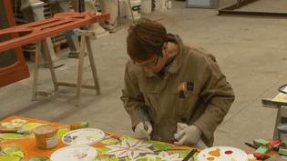 Feuilleton : artisans aux mains d'argent (4/5) (France 2)