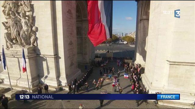 11 novembre : la dernière commémoration du mandat de François Hollande