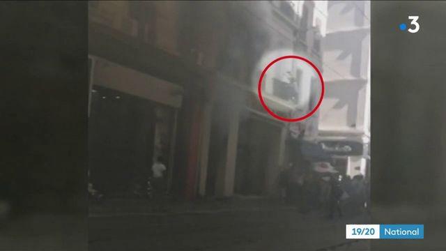Marseille : deux hommes sauvent une famille des flammes