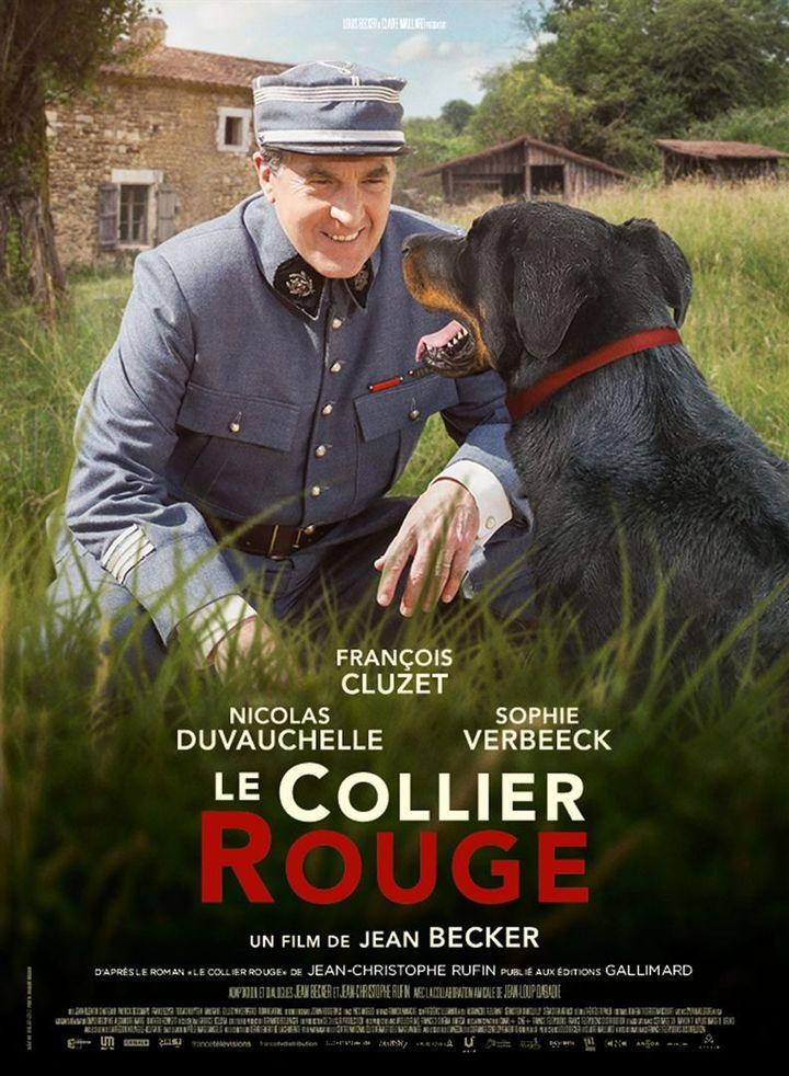 """""""Le Collier rouge"""" : l'affiche  (Apollo Films)"""