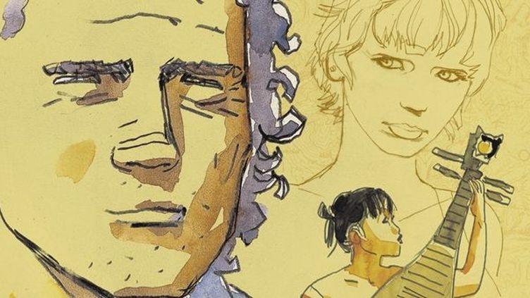 """Atusko"" est le quinzième album de Jonathan  (Cosey / Editions Le Lombard)"