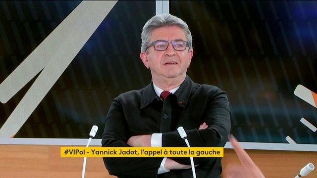 Jean-Luc Melenchon - Yannick Jadot, l'appel à toute la gauche