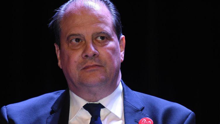 Jean-Christophe Cambadélis, le 6 mars 2015, à Montpellier (Hérault). (PASCAL GUYOT / AFP)
