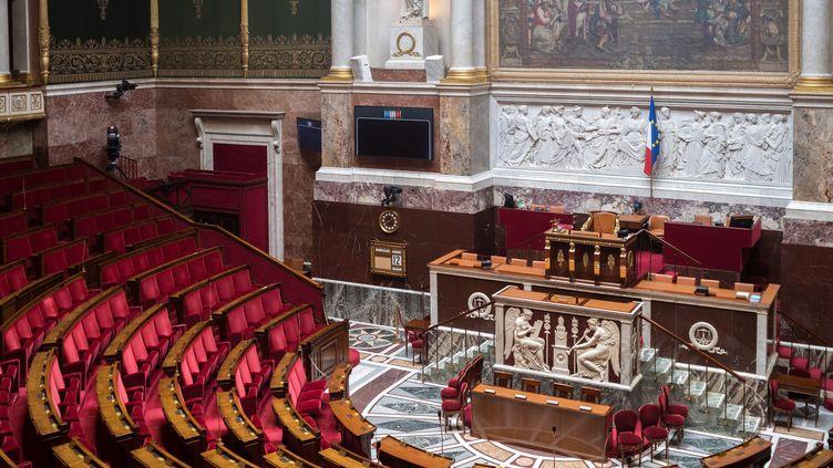 Le budget 2018 sera examiné en séance plénière mardi 17 octobre. (JULIEN MATTIA / LE PICTORIUM / MAXPPP)