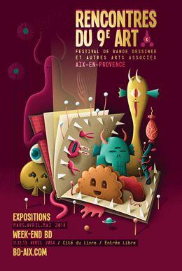 L'affiche de la 11e édition du Festival  (DR)