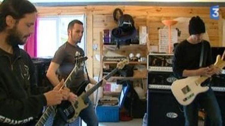 Le groupe Gojira joue pour Sea Shepherd  (Culturebox)