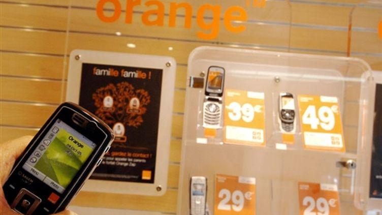La stratégie d'orange épinglée par l'Autorité de concurrence (© AFP - Mychele Daniau)