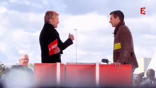 """L'interview de François Ruffin dans """"Envoyé spécial"""" (FRANCE 2 / FRANCETV INFO)"""