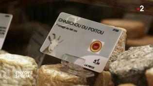 Envoyé spécial. Le label AOP, une étiquette à ôter de nos fromages ? (FRANCE 2 / FRANCETV INFO)