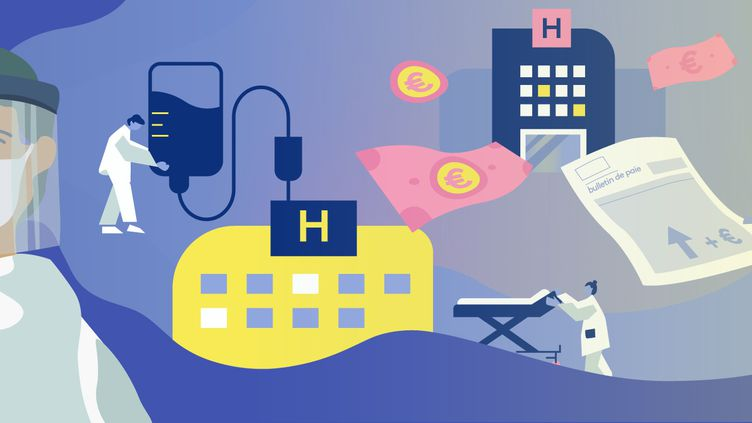 Prévention, lutte contre les déserts médicaux, désengorgement des urgences, accompagnement du grand âge…Onze acteurs du monde de la santé livrent leurs propositions pour améliorer le système de soins français. (AWA SANE / FRANCEINFO)