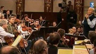 Le grand concert du nouvel an avec le chef d'orchestre Georges Prêtre  (Culturebox)