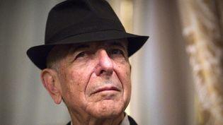 Leonard Cohen (2012)  (JOEL SAGET / AFP)