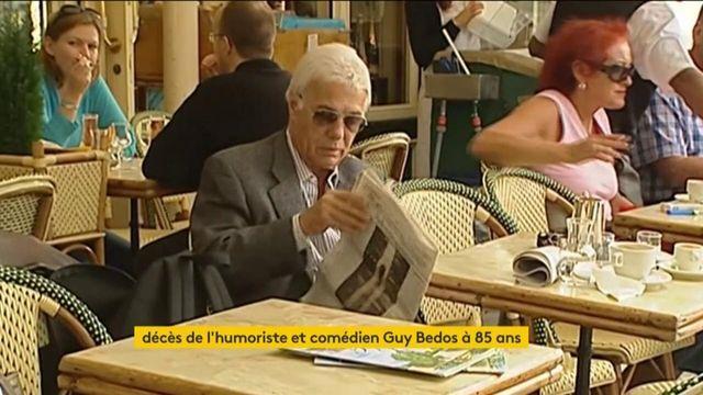 Guy Bedos s'est éteint à 85 ans