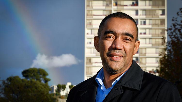 Saïd Ahamada, député LREM des Bouches-du-Rhône, le 29 novembre 2019. (GERARD JULIEN / AFP)