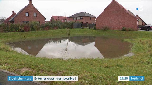 Nord : des solutions existent pour faire face aux inondations