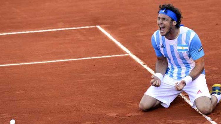 Juan Monaco a gagné trois fois cette saison sur le circuit. Trois fois en Coupe Davis