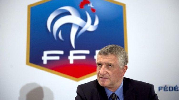 François Blaquart (29 avril 2011) (AFP/BERTRAND LANGLOIS)