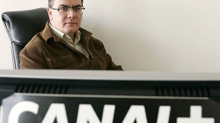 L'ancien responsable de la sécurité de Canal+, Gilles Kaehlin (12 mai 2005 à Paris) (AFP/JACK GUEZ)
