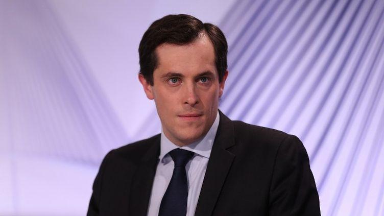 Le député européen a également appelé à des sanctions lourdes (CHARLY TRIBALLEAU / AFP)