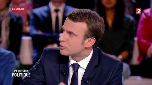 """Macron : """"Je ne gouvernerai pas avec ceux qui ont gouverné"""""""