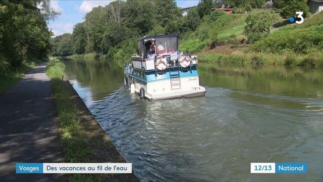Vosges : des vacances au fil de l'eau