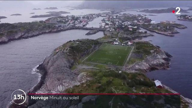 Norvège : là où le soleil ne se couche jamais