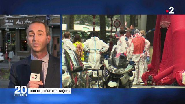 Fusillade à Liège : les policiers pris pour cible ?