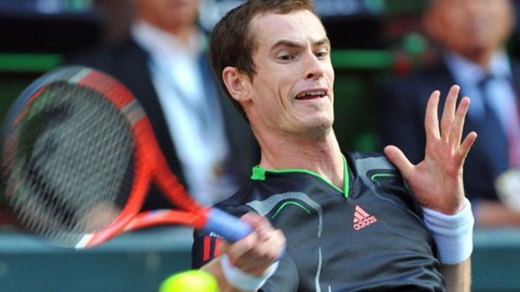 Le Britannique Andy Murray