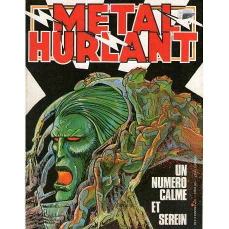 """Número 27 de """"chirrido de metal"""" (Marzo de 1978).  (humanos conectados)"""
