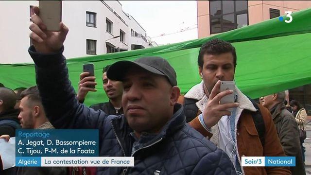 Algérie : une tension très suivie en France
