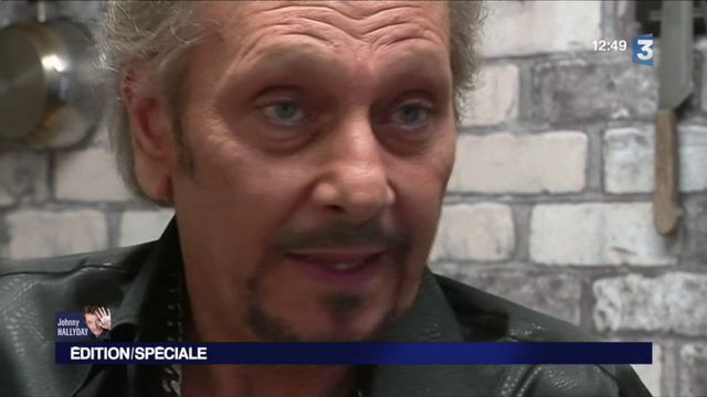 Johnny Hallyday : partout en France,  les fans sont en deuil