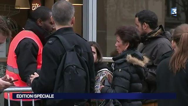 Attaques à Paris : l'inquiétude des familles des disparus
