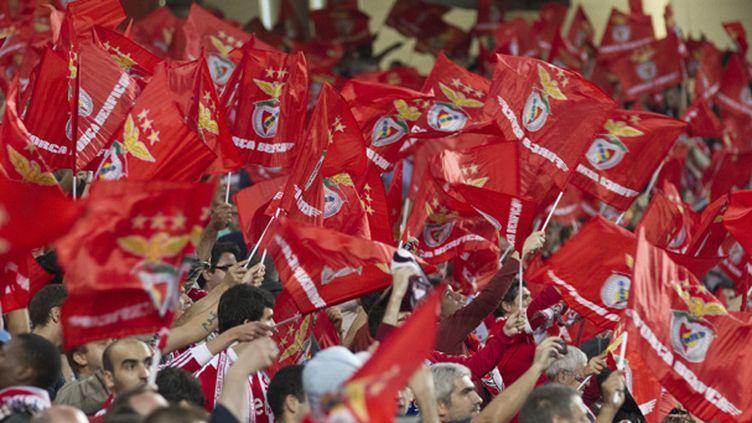Les fans du Benfica (CITIZENSIDE.COM / CITIZENSIDE.COM)