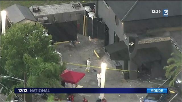 Fusillade d'Orlando : l'heure du recueillement pour les États-Unis