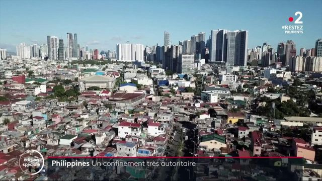 Philippine : une répression par la force durant le confinement