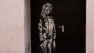 Banksy : l'œuvre du street artiste volée au Bataclan est retrouvée en Italie (FRANCE 2)