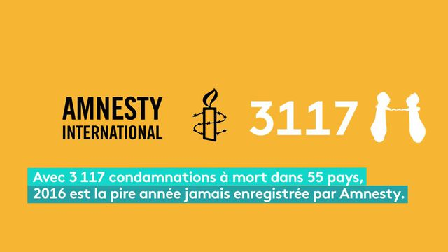 peine de mort Amnesty